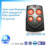Duplicadora auto vendedora caliente del telecontrol de la frecuencia de la exploración de Qn-Rd166b