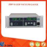 Calibro di vuoto di marca Zdf-X-LED di Zhvac/calibro di vuoto manometri per il vuoto che metallizza applicazione della macchina