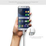 Cabo USB de carregamento rápido para Samsung Android Phones / iPhone 6 7