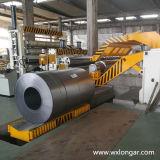 Ligne galvanisée de machine de découpage de bobine de feuille
