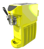 1. Machine commerciale approuvée de Popsicle de la CE commerciale d'assurance