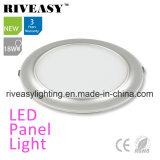 2017 신제품 Electroplated 알루미늄 18W 은 LED 위원회 빛