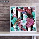 Af:drukken van het Canvas van het Wild van de Kunst van de Muur van de Kleur van de zomer Pop Tropische
