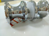 Form-Drehknopf des Zylinder-Bh-22, Dusche-Raum-Glastür-kleine Griffe
