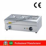 Fabricant de haute qualité en acier inoxydable Four Bain-marie électrique avec la CE