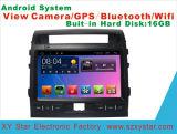 高地居住者のための人間の特徴をもつシステム車DVD GPS Bluetooth/TV/MP3/MP4の10.1インチのタッチ画面