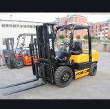 3 ton 3 Stadium 6m Vorkheftruck van de Pallet van de Mast de Dieselmotor Aangedreven (CPCD30)