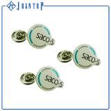 중국에 있는 금속 접어젖힌 옷깃 기장 Pin 제조자