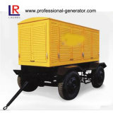 generador eléctrico del acoplado 100kw/125kVA con el motor de Weichai