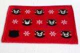 Kumamon/赤ん坊毛布が付いているフランネルの羊毛毛布