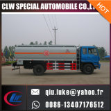 De Op zwaar werk berekende Vrachtwagen van het Vervoer van de Tank van de Brandstof FAW