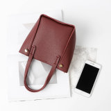 Saco de couro do plutônio Crossbody da bolsa popular simples do estilo da bolsa das senhoras Crossbody