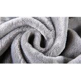珊瑚の羊毛のフランネルファブリック毛布の極度の柔らかい空気条件毛布