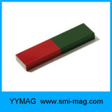 Barra rossa o blu del magnete del AlNiCo per formazione dei capretti
