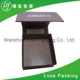 Caixa de presente luxuosa de empacotamento feita sob encomenda direta da alta qualidade da fábrica de Alibaba