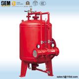 消火活動システムのための泡タンク