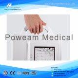 Máquina de venda quente do LCD EKG ECG da cor das canaletas do equipamento 6 do hospital