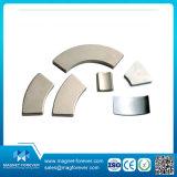Forte magnete sinterizzato neodimio eccellente N52
