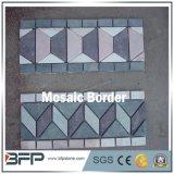Nuove mattonelle del bordo del mosaico del reticolo di fiore di Poluar di stili per le stanze da bagno