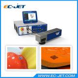 Лазерный принтер волокна машины маркировки срока годности охлаждения на воздухе (EC-лазер)