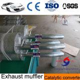 Convertisseur catalytique d'acier inoxydable d'automobile avec le prix usine