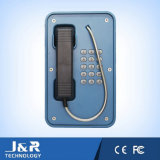 Túnel de teléfono VoIP de teléfono a prueba de agua en entornos industriales Teléfono