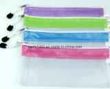 Fashinableのナイロン網の化粧品袋
