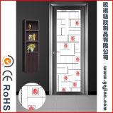 Documento di contatto decorativo professionale per il documento della laminazione del documento della decorazione della parete del pavimento per i portelli