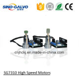 Explorador Sg7310 del galvanómetro de la alta calidad para la marca 20W del laser de la fibra