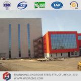 고층 가벼운 강철 구조물 건물
