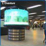 の劇場のための屋内フルカラーの大きいLEDのビデオ壁広告