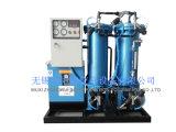 プラント満ちるタンクを作る窒素