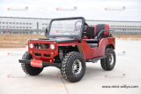 2019 Nouveau Mini Willys Jeep disponibles sur 110cc, 125cc et 150cc Gy6 Moteur