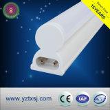 T5 boîtier de tube LED avec clips en métal