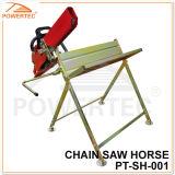 Лошадь цепной пилы газолина Powertec (PT-SH-001)