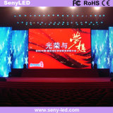P1.875mm Indoor Super High Definition LED Display para anúncios em vídeo
