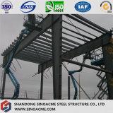 Estrutura de aço Sinoacme prédio comercial para lojas de varejo