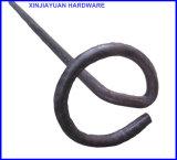Installeer gemakkelijk de Staak van de Speld van de Stof van het Gras van de Nietjes van de ZODE van de Draad