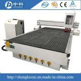 真空表木CNCのフライス盤