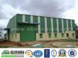 Сборные модульные стальные конструкции склад