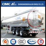 Heißes Sale Cimc Huajun 3axle Fuel/Oil/LPG Aluminium Alloy Tanker