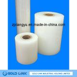 Пленка PVC высокого качества прозрачная статическая защитная для печатание ярлыка (P6408-T)