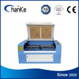Cortador do laser do CNC Ck6090 para madeira compensada de papel/acrílica/de madeira da placa