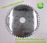 44t Sproket per il kit del motore della bicicletta dei 2 colpi, foro della ruota dentata 32t/36t/44t/48t 9