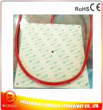 420*430*1.5mm 3Dプリンター熱くするベッドのシリコーンゴムのヒーター