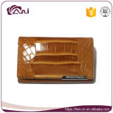 Fani 3 бумажника партии неподдельных кожи цветов для женщин