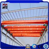 Guindaste de ponte elétrico da viga de Lda único com estrutura forte