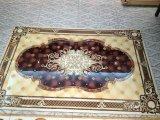 居間のための金磨かれたカーペットのタイルイスラム教のStype