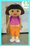 Hi fr71 Dora Mascot Costume partie