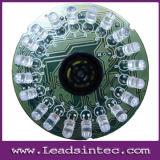 LED 빛 (PCB-019)를 위한 전자 회로 널 분대